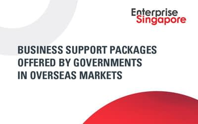 Business Support Packages Offered by Governments in Overseas Markets