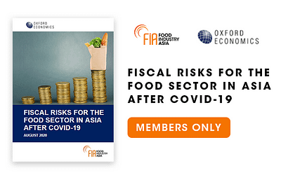 Fiscal Risk for the Food Sector in Asia After COVID-19 – Oxford Economics and FIA Paper 2