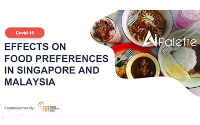 Effects on Food Preferences in Singapore and Malaysia